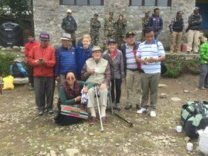 Zeke Brendan Mary & Friends at Beyul