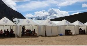 Tempory Tent Classes